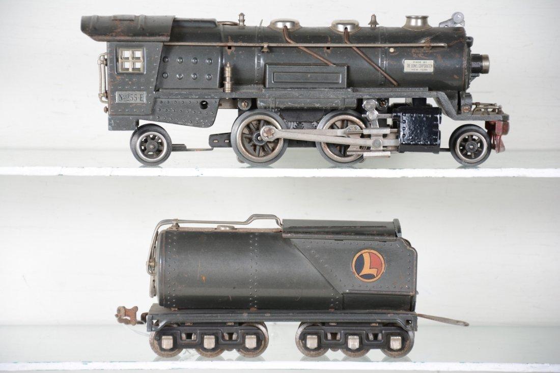 Lionel 255E Steam Locomotive - 2