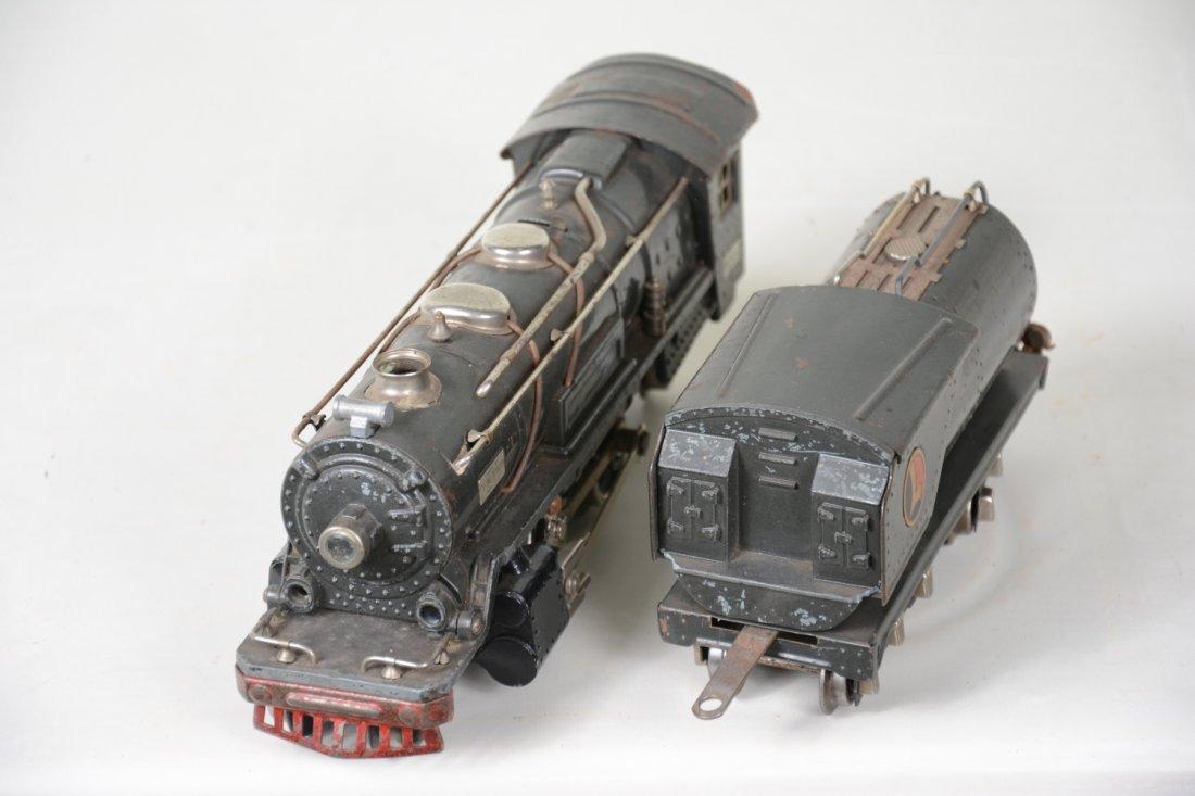 Lionel 255E Steam Locomotive - 3