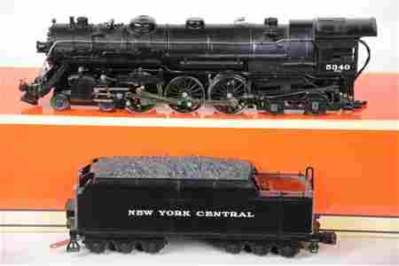 Lionel 18005 NYC I700# Hudson With Case