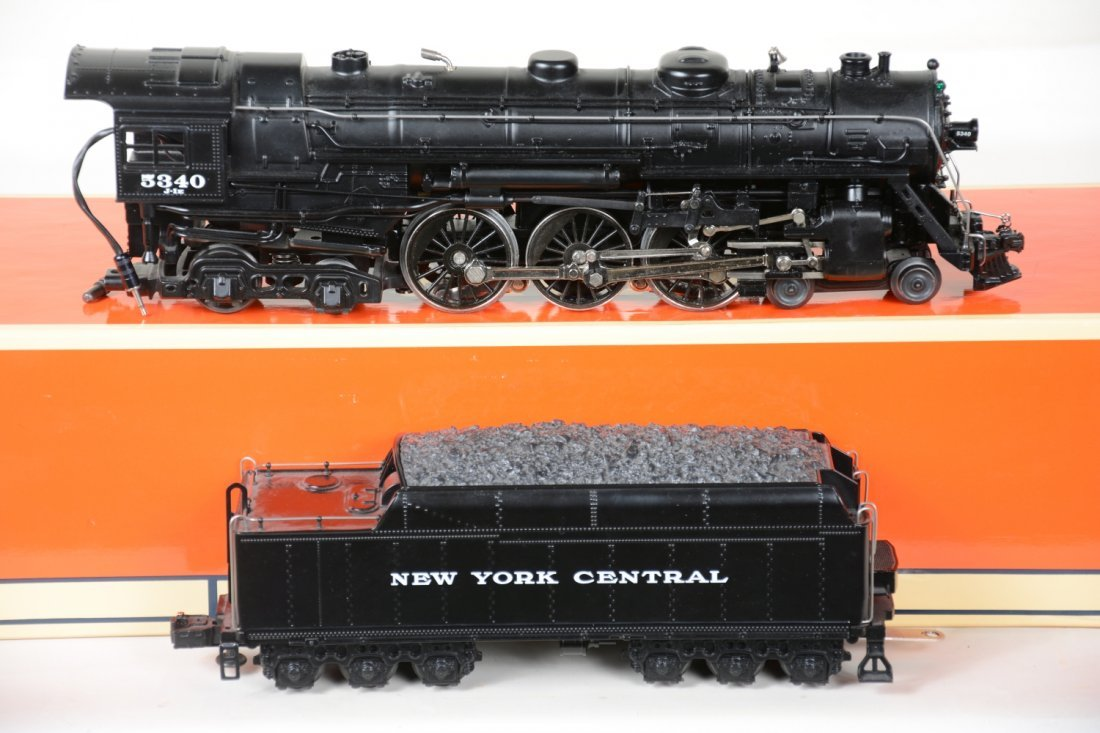 Lionel 18005 NYC I700# Hudson With Case - 2