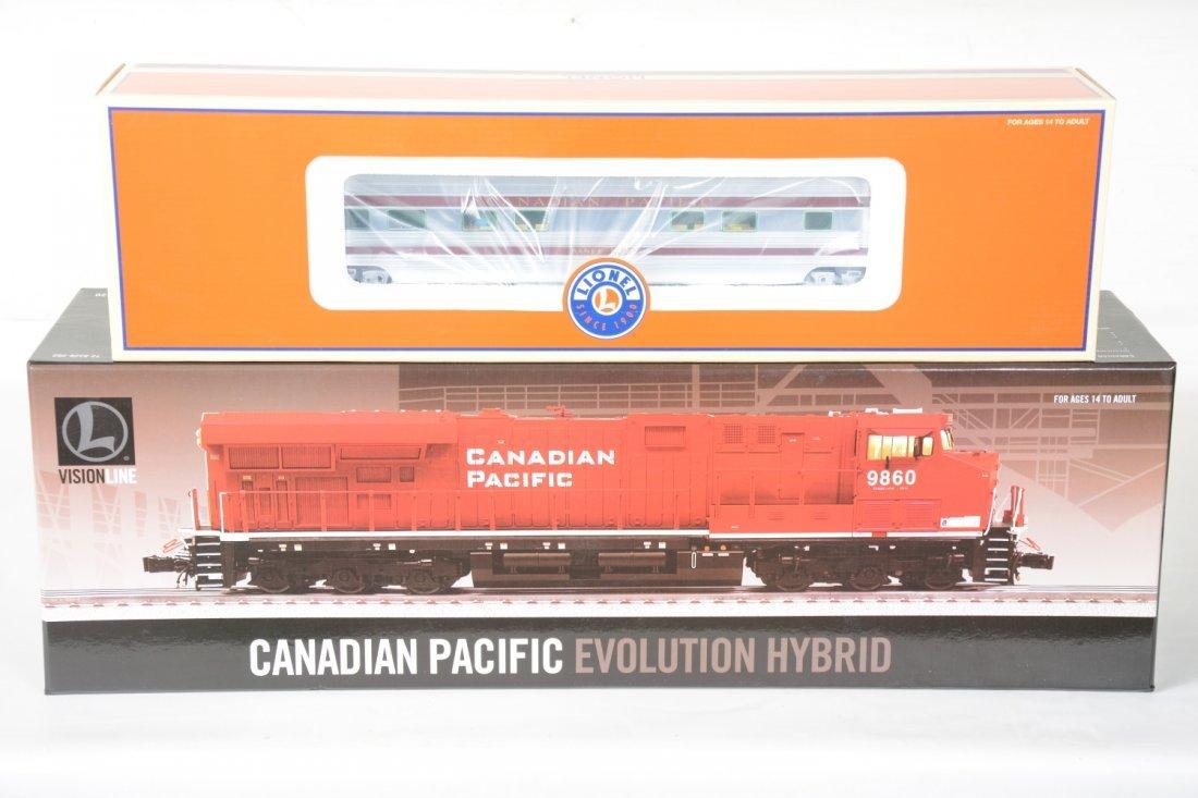 Lionel Vision Line 28320 CP Evolution Hybrid