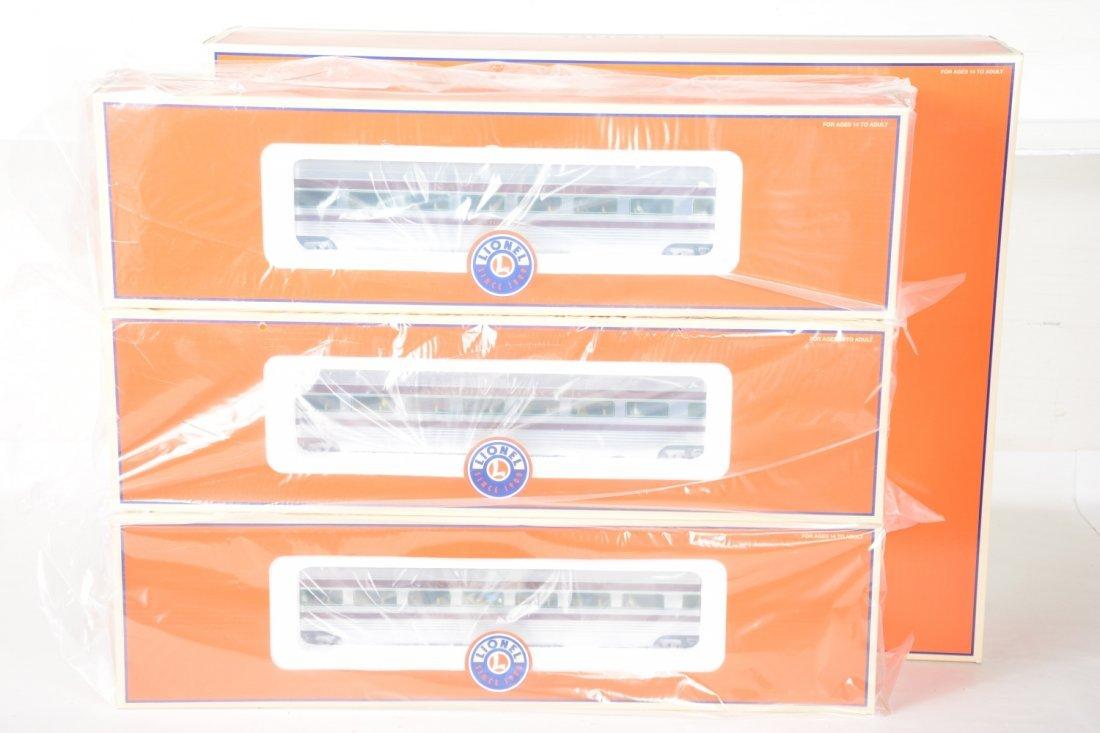 Lionel 25600 CP 18 Inch Aluminum 4-pack