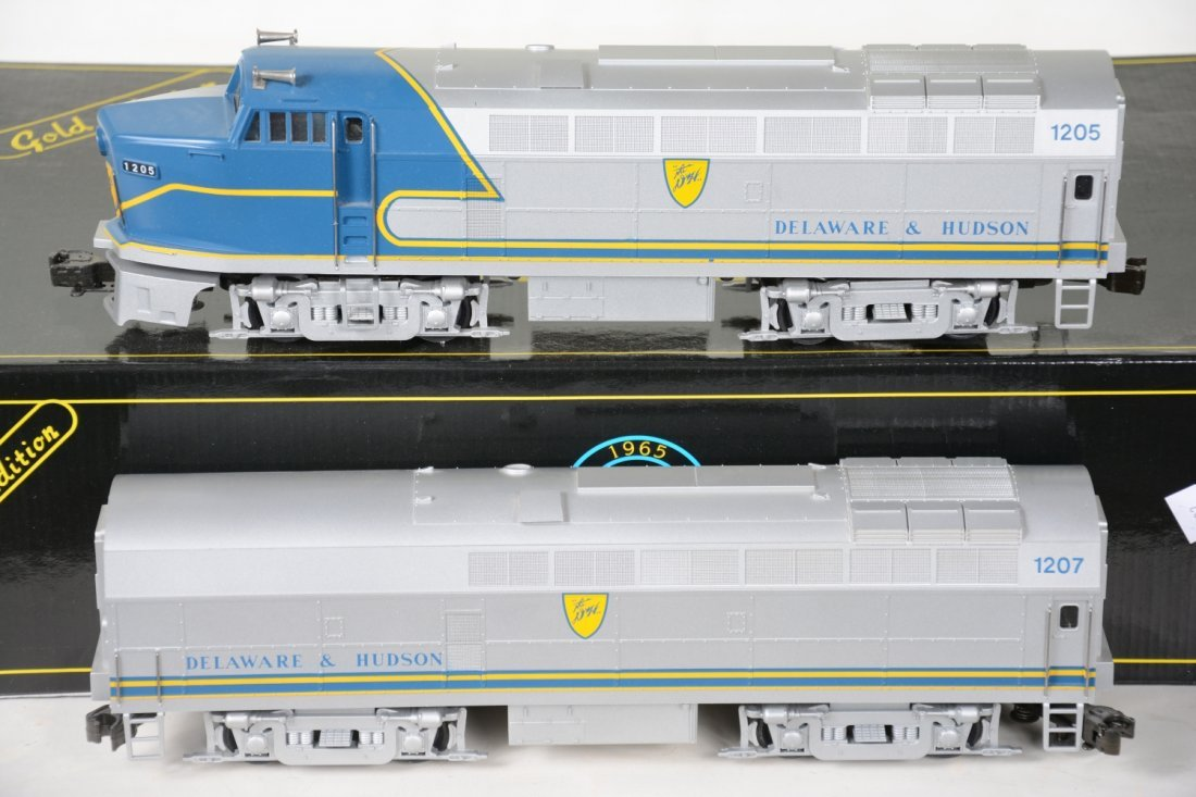 Weaver 1205 D&H Sharknose AB Diesels