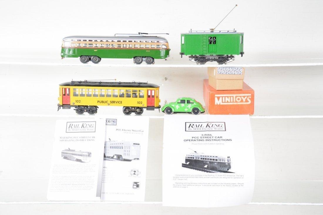 Assorted Train Motorized Units