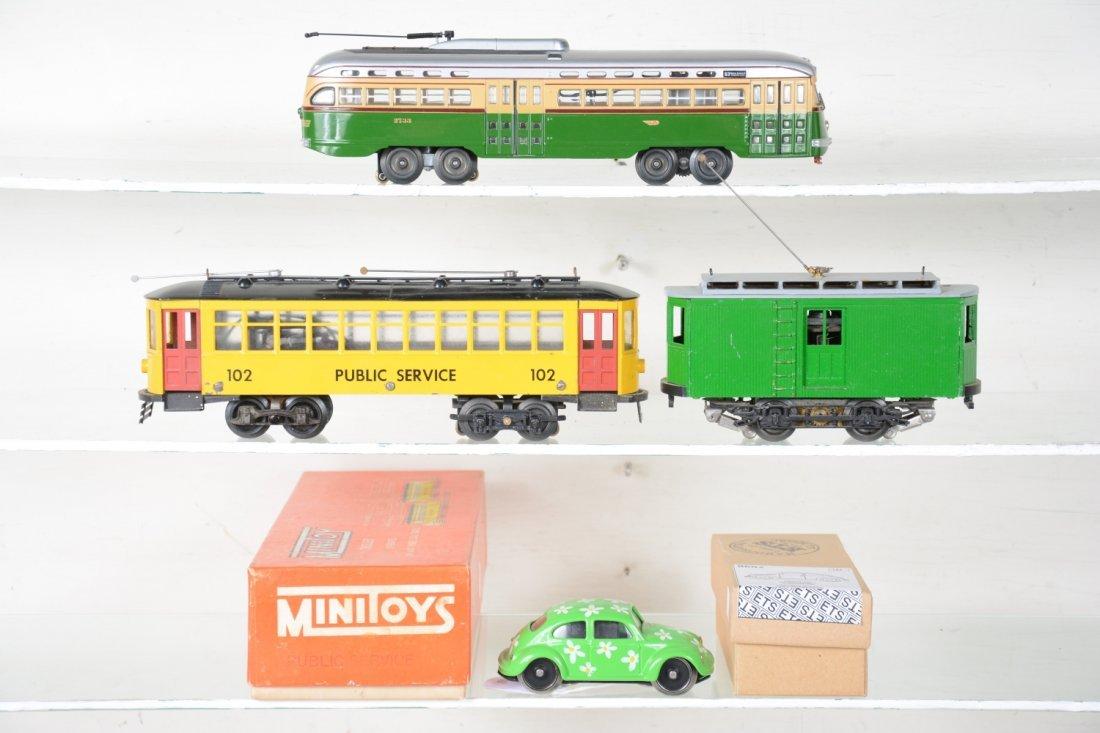 Assorted Train Motorized Units - 3