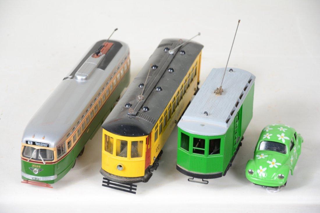 Assorted Train Motorized Units - 4