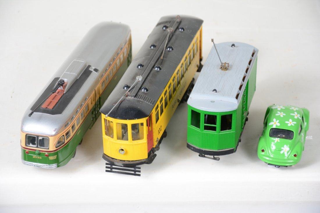 Assorted Train Motorized Units - 5