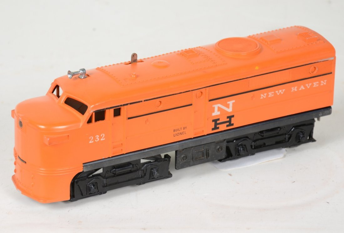 Lionel 232 New Haven Alco Diesel