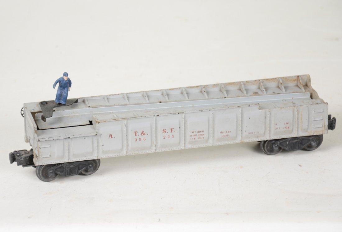 RARE Lionel Red Lettered 3562-25 Barrel Car