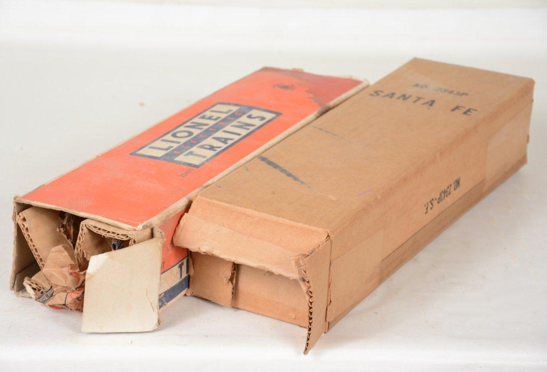 Clean Boxed Lionel 2343 SF F3 AA Diesels - 2