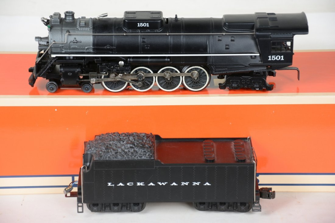 Lionel 18003 Lackawanna Northern Locomotive
