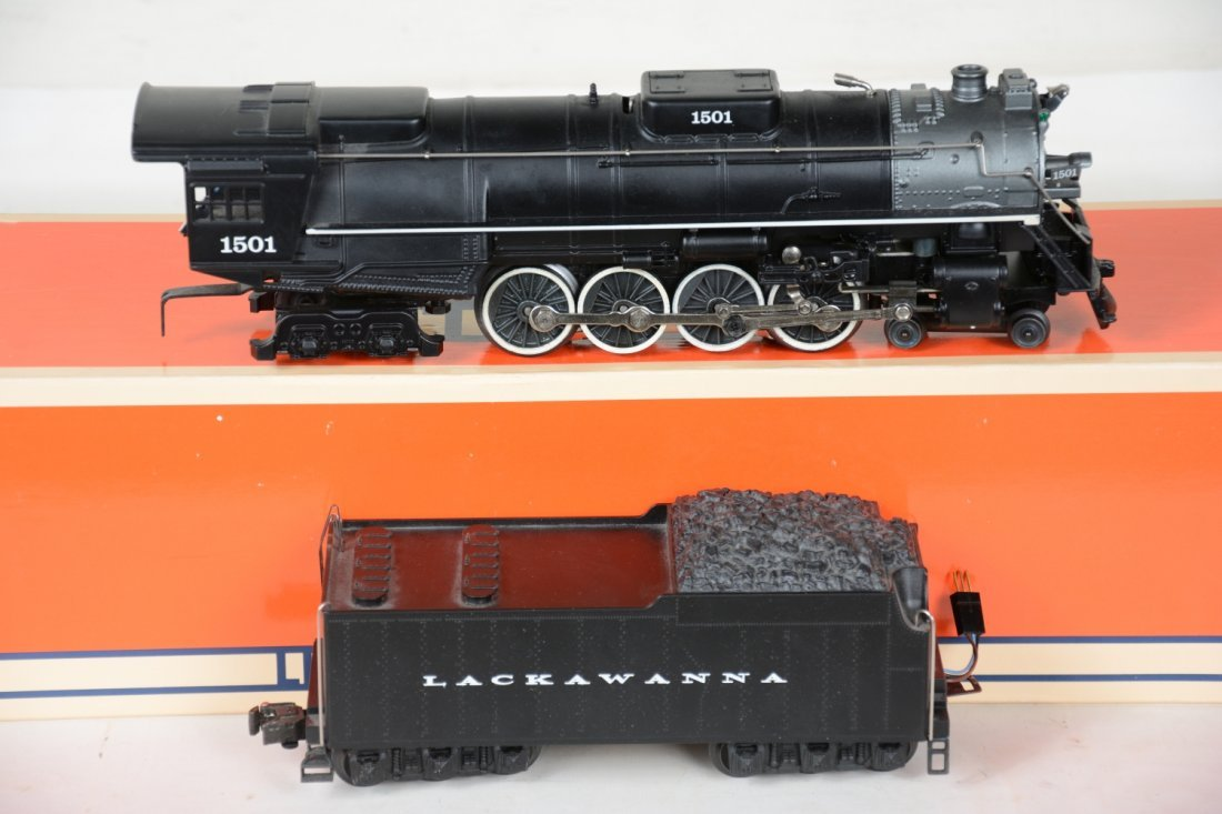 Lionel 18003 Lackawanna Northern Locomotive - 2