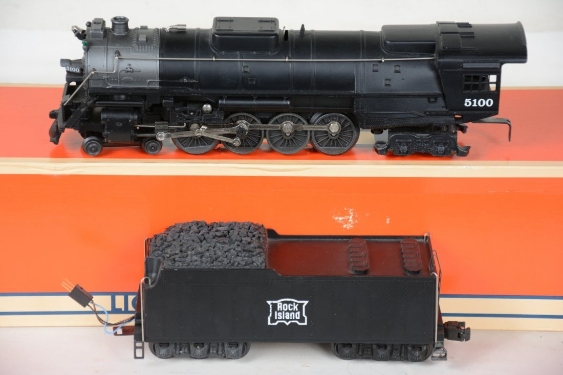 Lionel 18001 RI Northern Steam Loco