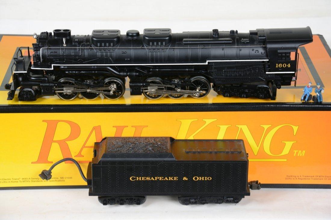 MTH RailKing 20-1117LP C&O Allegheny