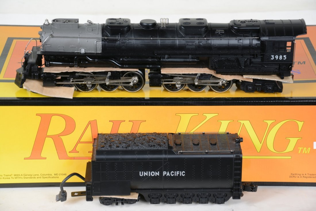 MTH RailKing 1108 UP Challenger