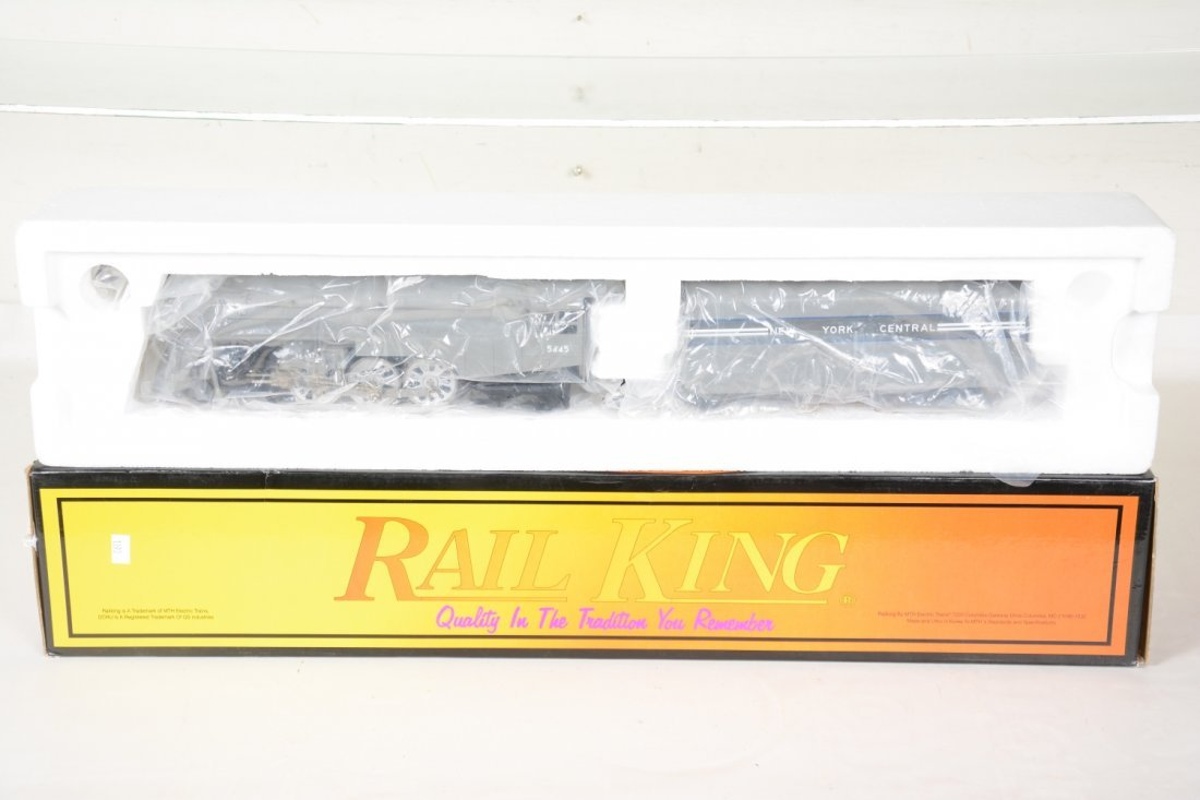 MTH RailKing 30-1133-1 NYC Commodore Vanderbilt
