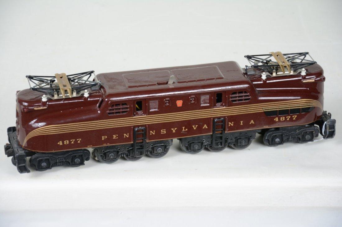 Custom Painted Lionel 2340 GG1