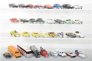 30+ Ron Zweig Layout Vehicles, Custom Lighted
