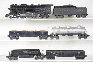 Lionel 2046 Steam Freight Set