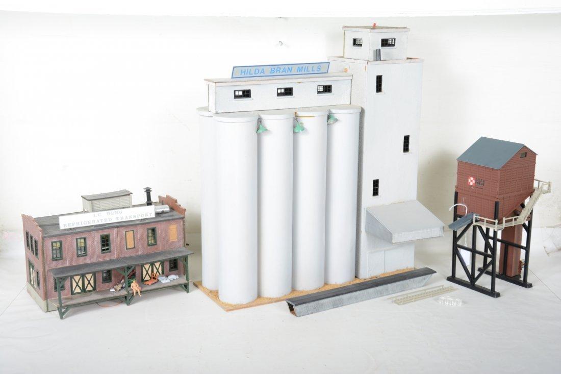 3 Ron Zweig Custom Layout Structures
