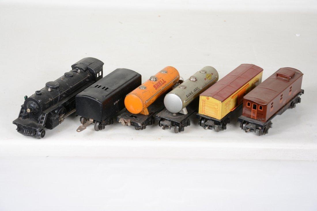 Lionel 1684 Steam Freight Set - 3