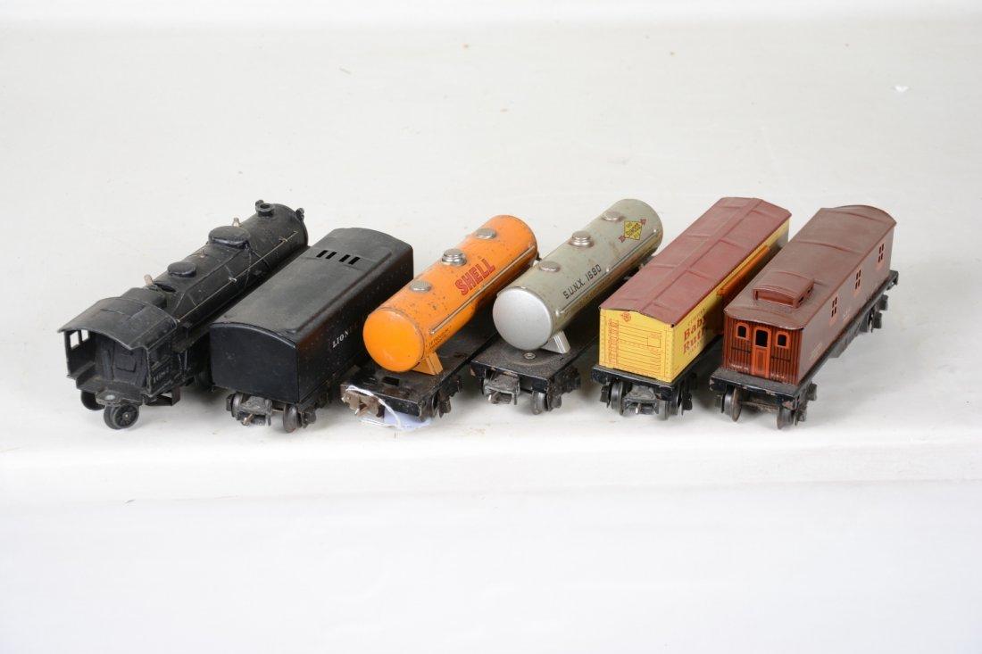 Lionel 1684 Steam Freight Set - 4