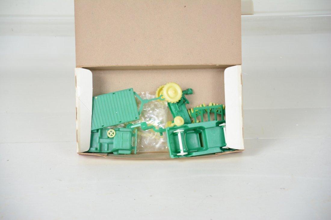 Boxed Plasticville Lot, Plus - 4