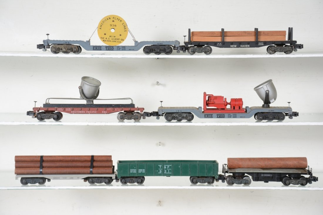 American Flyer S Freight Cars