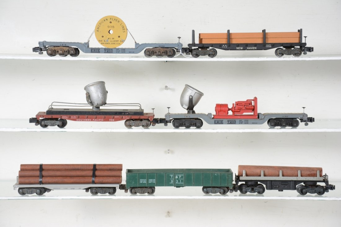 American Flyer S Freight Cars - 2