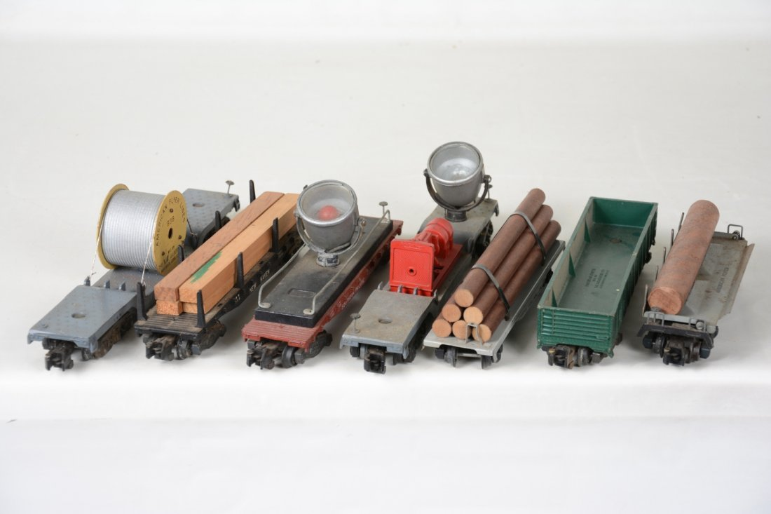 American Flyer S Freight Cars - 3