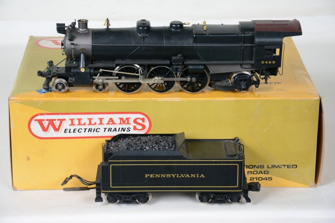 Williams Brass 5000 PRR K4S Pacific