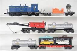 Lionel 634 Diesel Freight Set