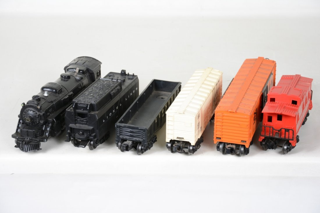 Lionel 2029 Steam Freight Set - 3