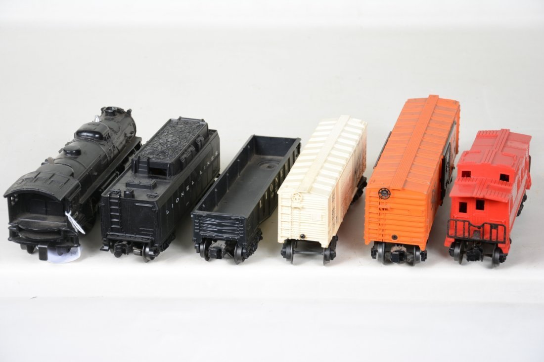 Lionel 2029 Steam Freight Set - 4