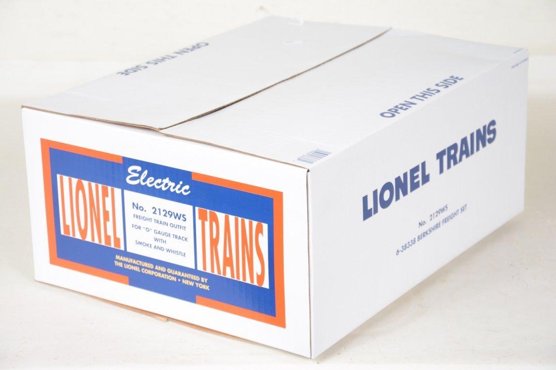 Partial Lionel 38338 Set 2129WS