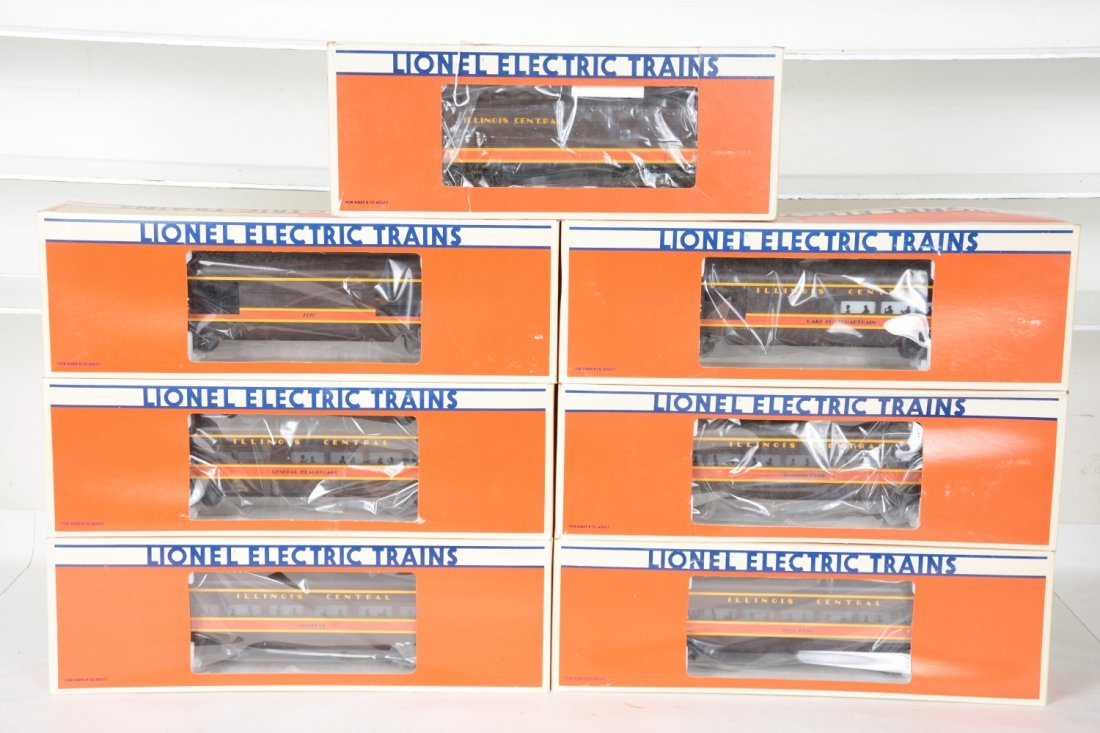 Lionel IC Passenger Cars & B-Unit