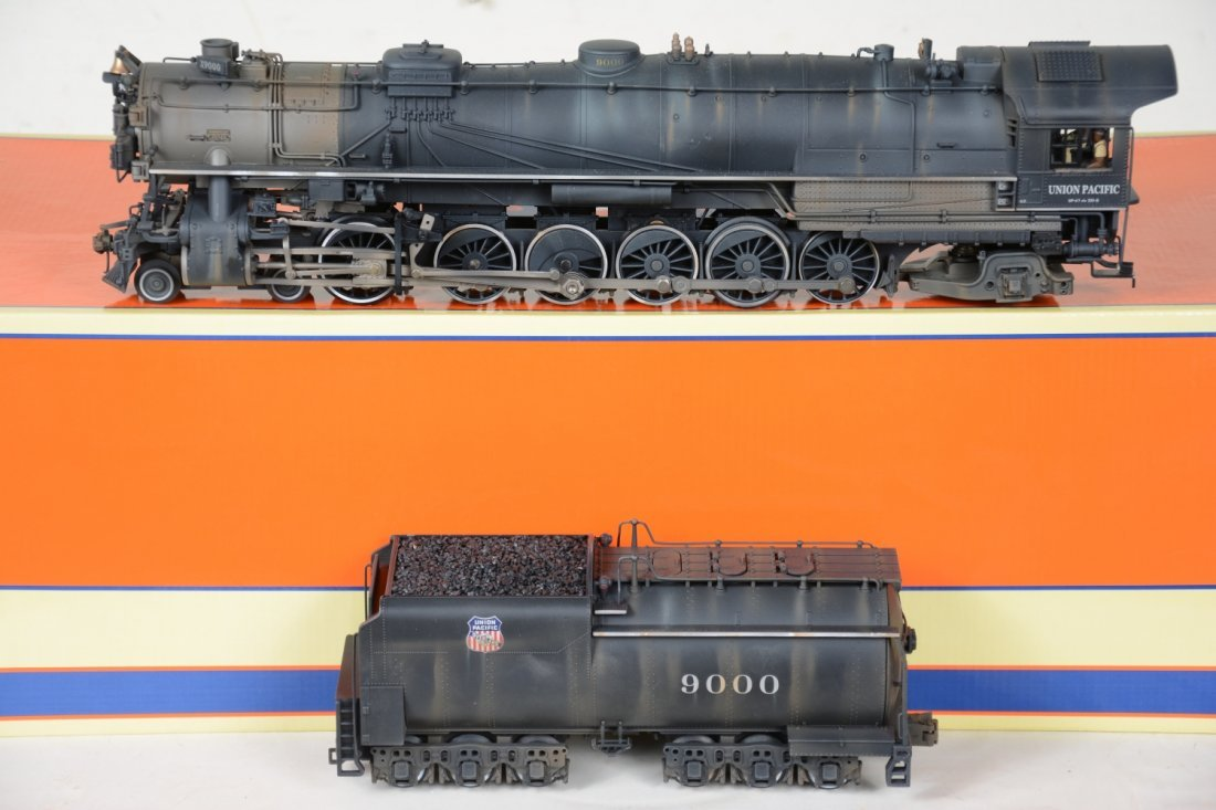 Lionel 81596 Weathered UP 4-12-2