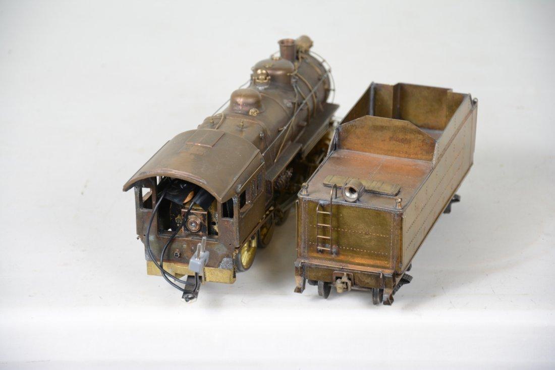 Brass O Scale 2-Rail Mogul - 4
