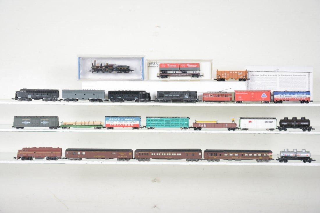 N Gauge Northeast Trains Lot