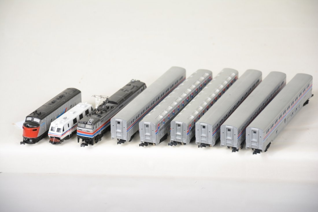 N Gauge Amtrak Lot - 3