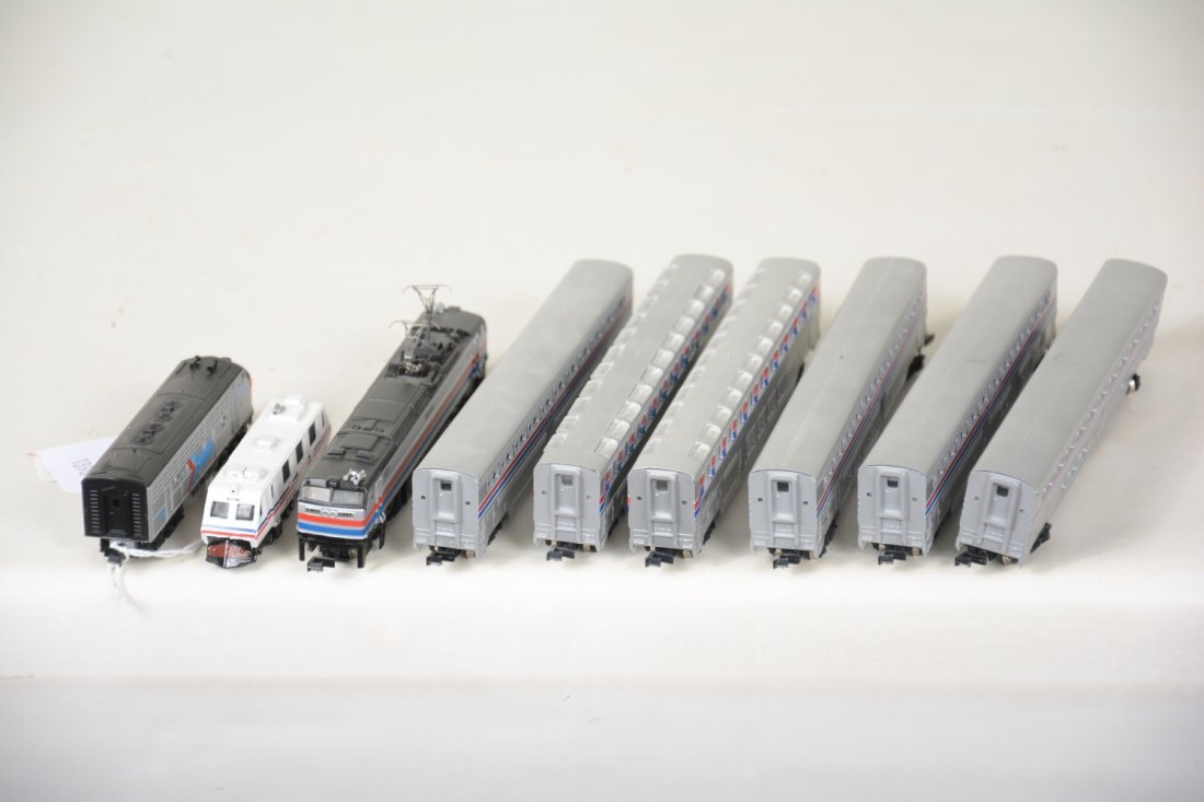 N Gauge Amtrak Lot - 4