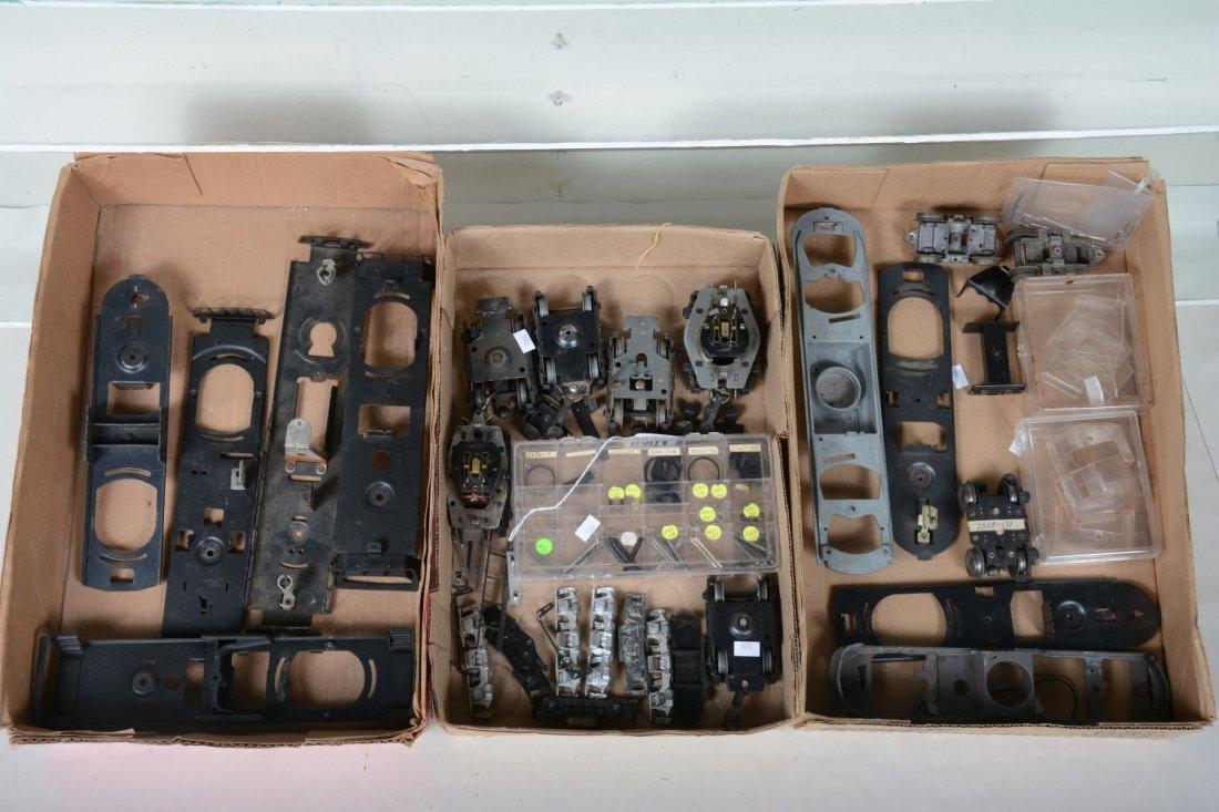 Large Lot Lionel Diesel Parts