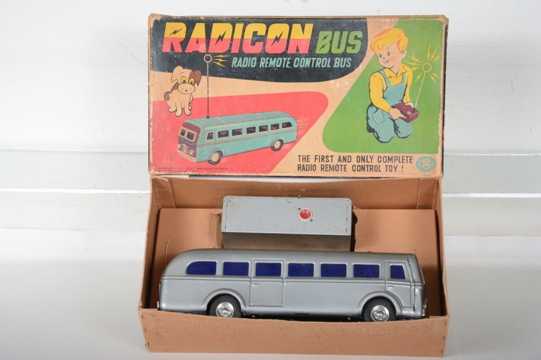 Boxed Radicon Remote Control Bus
