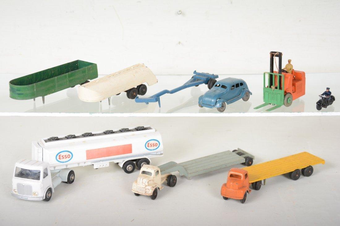 Diecast Vehicle Lot, Plus
