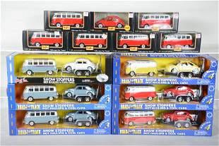 13 Miasto VW Diecast Cars & Sets