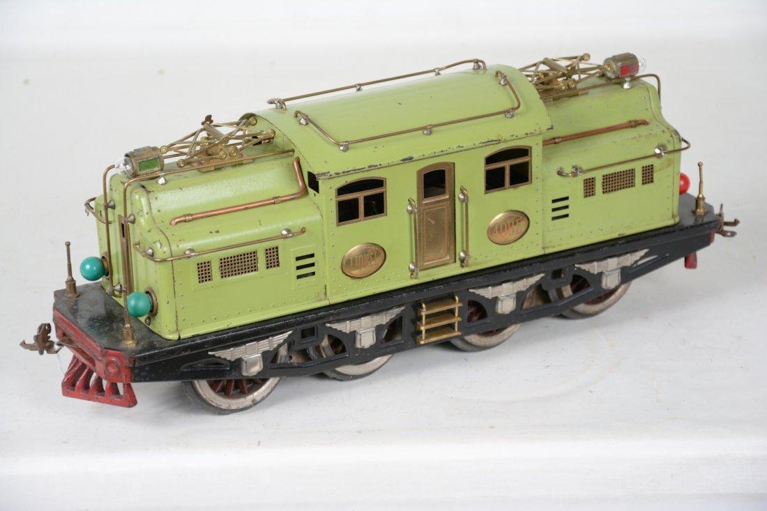 Lionel 408E Dual Motor Electric