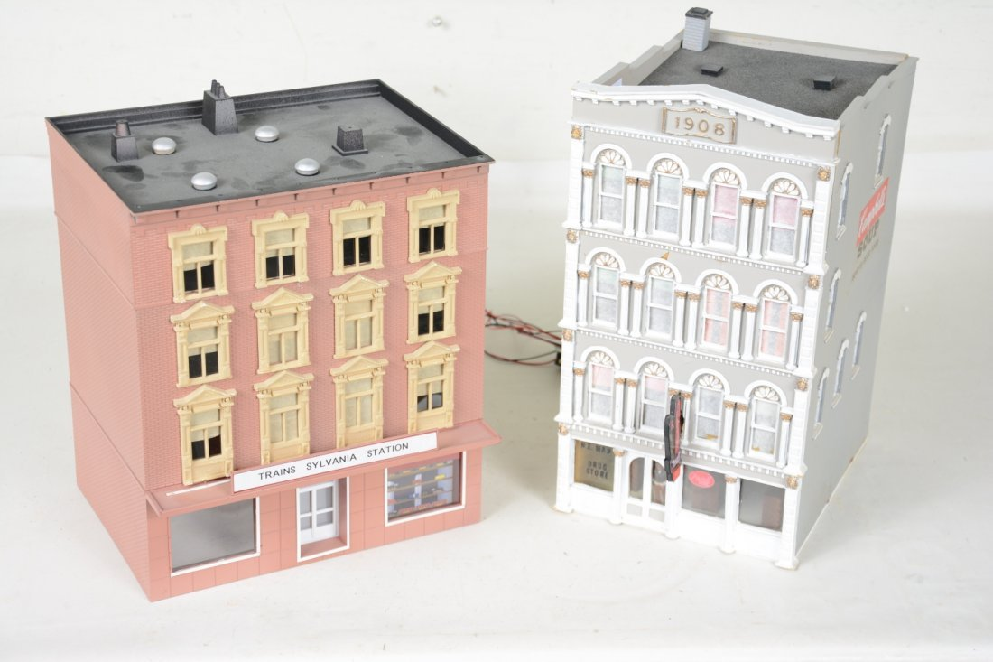 Super Ron Zweig Layout Buildings