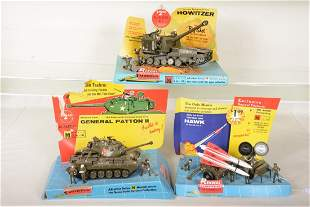 Scarce Renwal Factory Store Display Tank Models