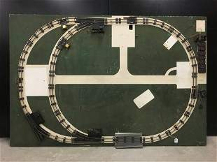 1946 American Flyer Factory Layout