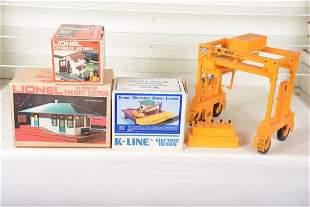 Lionel & K-Kline Accessories